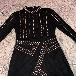 Fashion nova dress embellished